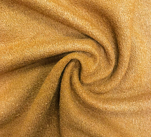 Лоден-букле горчица