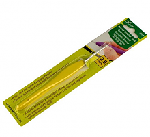 Крючок CLOVER (Кловер) с эргономичной ручкой Amour 2,5 мм