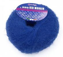 Пряжа Kid Mohair (Кид мохер) 7070 ярко синий
