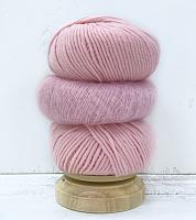 Набор для шапочки Juli (розовый) пряжа+описание
