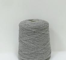Арт комфорт (10% кашемир, 90% меринос, 3.2м/1г) 01 серый меланж