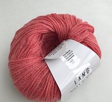 Novena Lang Yarns (Новена) 0029 коралл