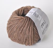 Novena Lang Yarns (Новена) 0139 светло-коричневый