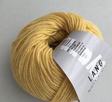 Noven Lang Yarns (Новена) 0014 желтый