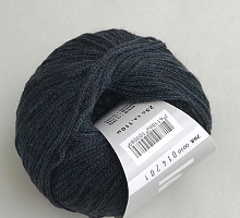 Novena Lang Yarns (Новена) 0010 черно-синий