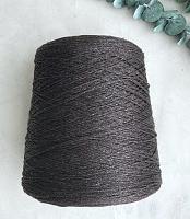 Woolsilk (Вулсилк) ( 60% меринос, 30% шелк, 10% хлопок, 4.3м/1г) 01 шоколадный