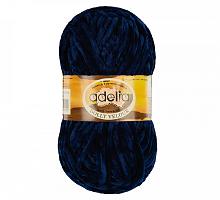Долли Велюр 14 синяя ночь