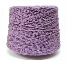 Ангора Мальфиле (Angora Malfile, 65% шерсть, 15% ангора, 20% п-ам, 1м/1г) 20 пастельный фиолет