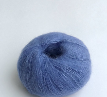 Пряжа Витторио (Vittorio), 1056 темно-голубой
