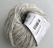 Novena Lang Yarns (Новена) 0103 серо-белый