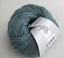 Novena Lang Yarns (Новена) 0074 пастельная бирюза