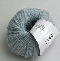 Novena Lang Yarns (Новена) 0071 нежно бирюзовый