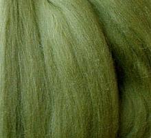 Пряжа LG_Wool (ЛГ Шерсть) для валяния 100% шерсть 100 г  0010  фисташковый