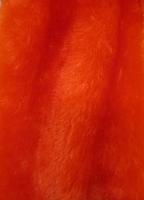 Мех игрушка оранжевый