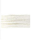 Шнур бечевка, цвет белый, 2 мм
