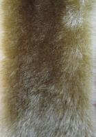 Мех игрушка светло-коричневый