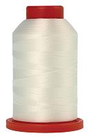 Оверлочная полупрозрачная нить, SERALENE, 2000 м  №1000 молочный