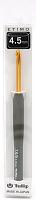 Крючок для вязания Tulip (Тулип) 4,5 мм  с ручкой Etimo