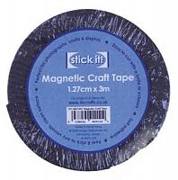 Магнитная лента, STICK IT, 1,27смХ 3м
