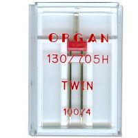 Иглы для бытовых швейных машин Organ 100/4 в пенале