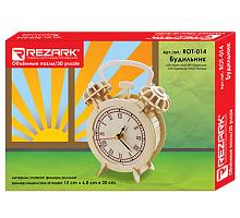 """Объемные пазлы """"Будильник"""" / 3D pazzle 5x6.8x20 см 82 элемента"""