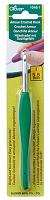 Крючок CLOVER (Кловер) с эргономичной ручкой Amour 5,5 мм