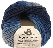 Пряжа Reggae Ombre, 50 гр., цвет 1535