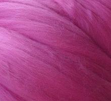 Пряжа LG_Wool (ЛГ Шерсть) для валяния 100% шерсть 100 г  0158 флокс