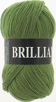 Пряжа Vita Brilliant, цвет 4959 светло-оливковый