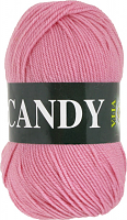 Пряжа Vita Candy, цвет 2516 розовый
