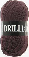 Пряжа Vita Brilliant, цвет 4953 какао