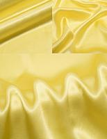 Креп-сатин, цвет кукурузный