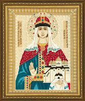 """Набор для вышивания арт.СС-1454 """"Св. Анна Новгородская"""" 29х35 см"""