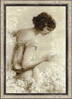 """Набор для вышивания арт.СС-1277 Б """"Старая фотография,письмо"""" 26x38 см"""