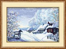 Набор для вышивания Риолис 989 «Русская зима»