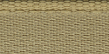 Молния riri атлас. никель,разъем., 1замок 4мм, 70см, тип подвески FLASH, цвет цепи Ni, цвет золотисто-бежевый