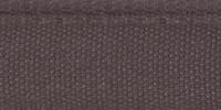 Молния RIRI металл. GO, 4 мм, 16 см, на атласной тесьме, 1замок разъемн., FLASH серо-сиреневый