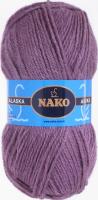 Пряжа ALASKA Nako, цвет 7110 чернильный