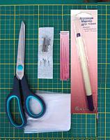 Инструменты для шитья кукол