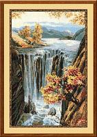 """Набор для вышивания Риолис 974 """"Итальянский пейзаж"""" 40х58 см"""