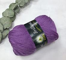 Пряжа Vita Brilliant, цвет 4961 сиреневый