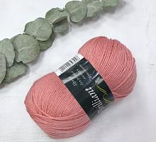 Пряжа Vita Brilliant, цвет 4997 персик