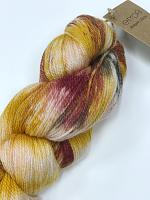 Силк роуд (Silk road) Etrofil 115 желто-бело-коричневый