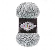 Пряжа Sal Abiye (Шал Абие), цвет 021 серый