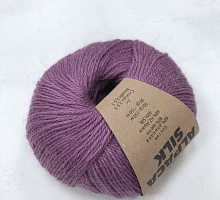 Альпака Силк (Alpaca Silk) 1778 фиолетовая пастель