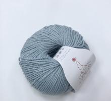 Спринг Вул (Spring Wool) 07 нежно-голубой