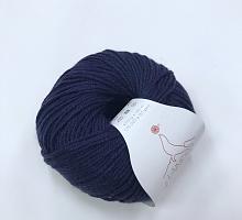 Спринг Вул (Spring Wool) 12 - синий