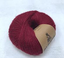 Альпака Силк (Alpaca Silk) 2015 бургунди