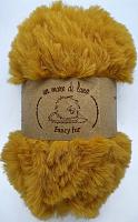 Пряжа Fancy fur (Фанси фе), цвет 340 листопад