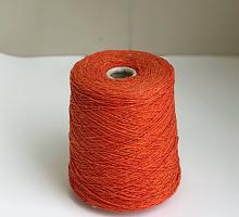 Кэмел твид (82% бэби кэмел, 10% меринос, 8% полиамид, 400м/100) 05 оранжевый